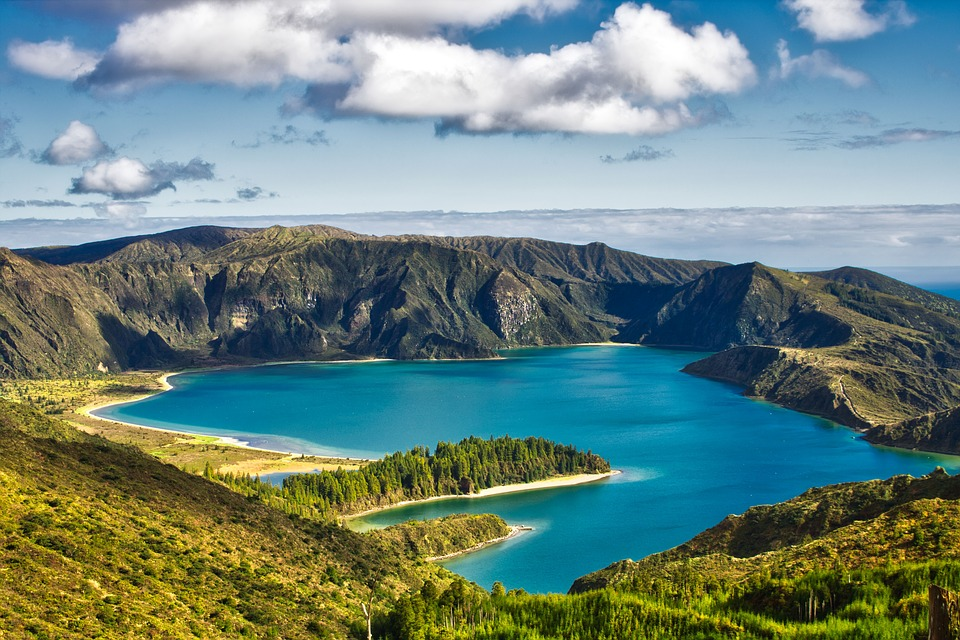 Temperatura in settembre nelle isole Azzorre