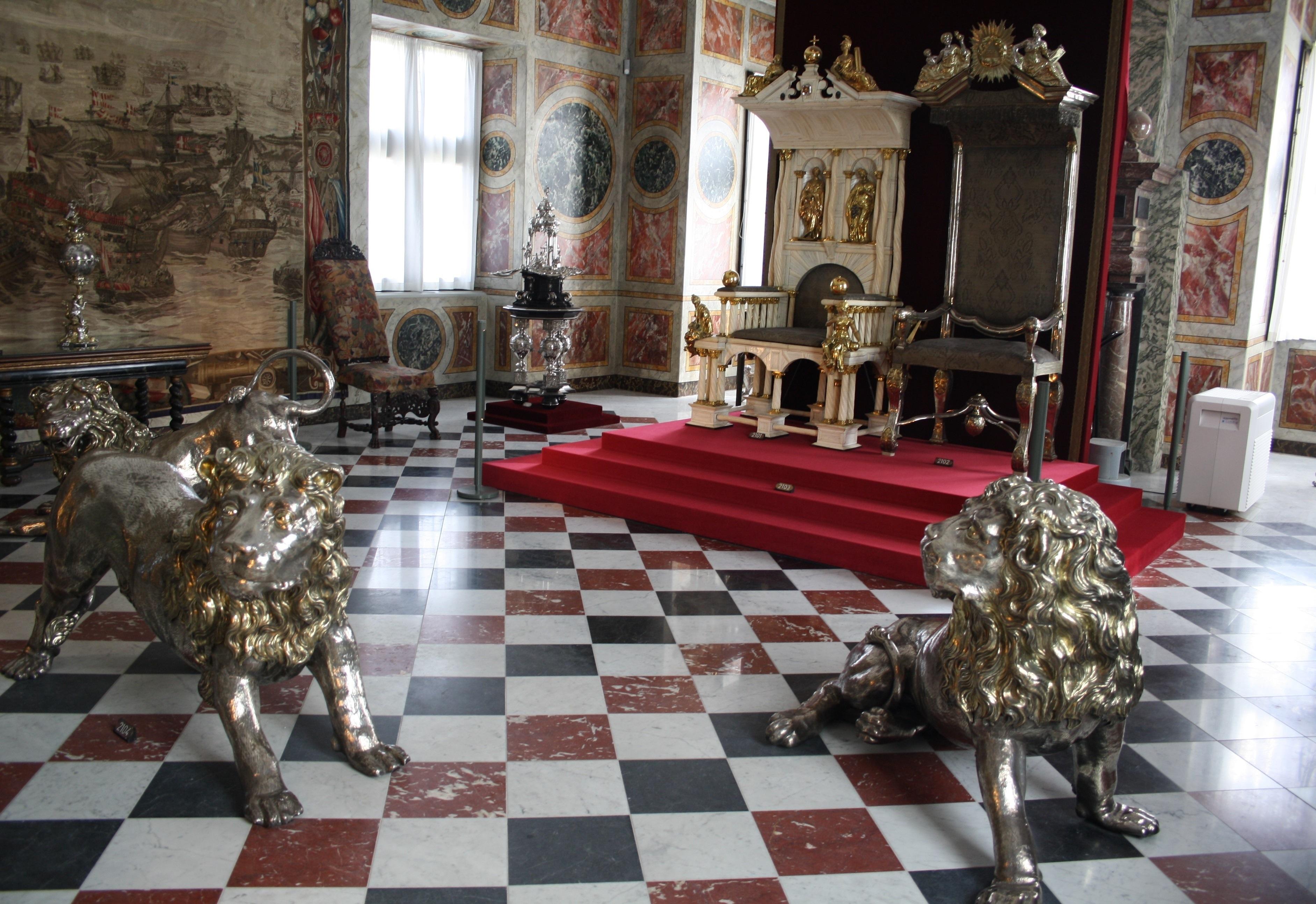 Come prenotare visita nel Castello di Rosenborg