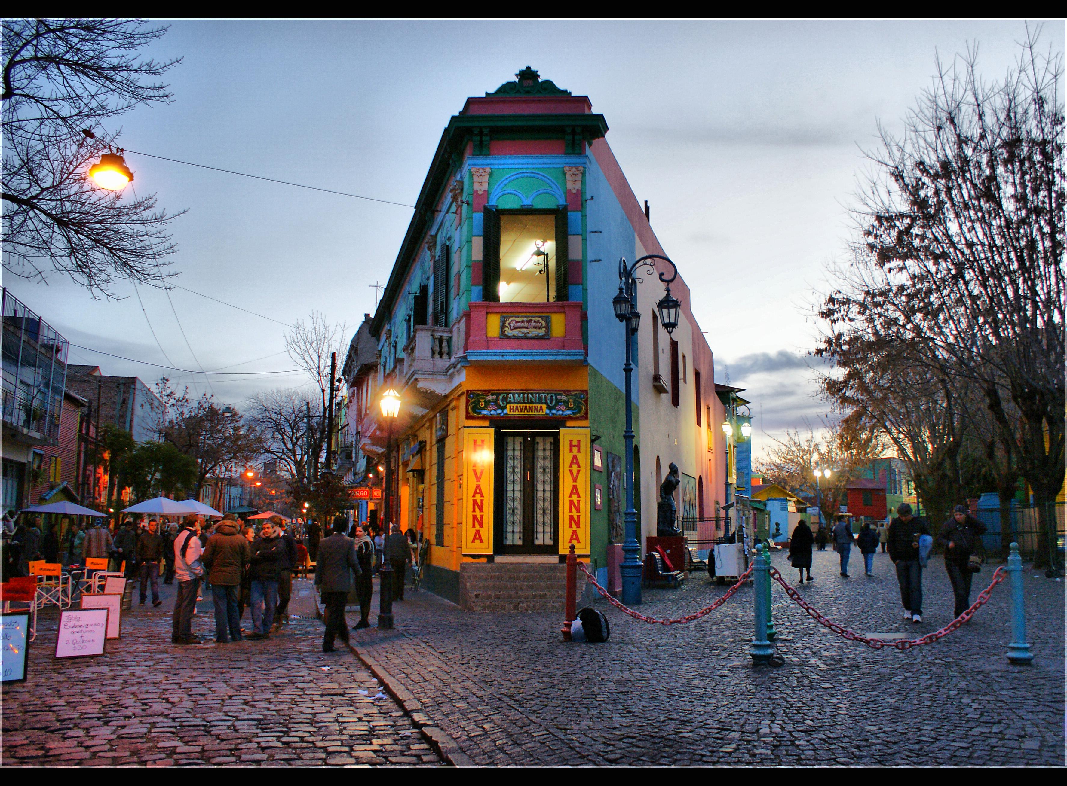 Migliori locali del quartiere La Boca a Buenos Aires