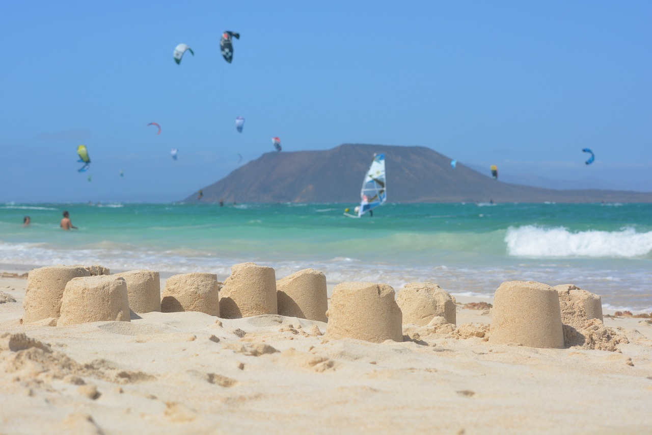 Temperature in Fuerteventura mese di Dicembre