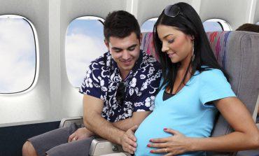Fino a quando si può volare in gravidanza
