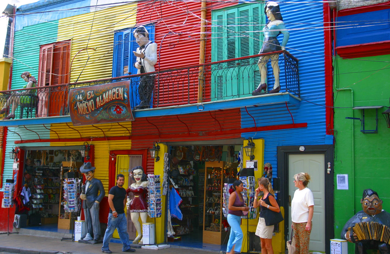 Consigli per visitare La Boca Buenos Aires