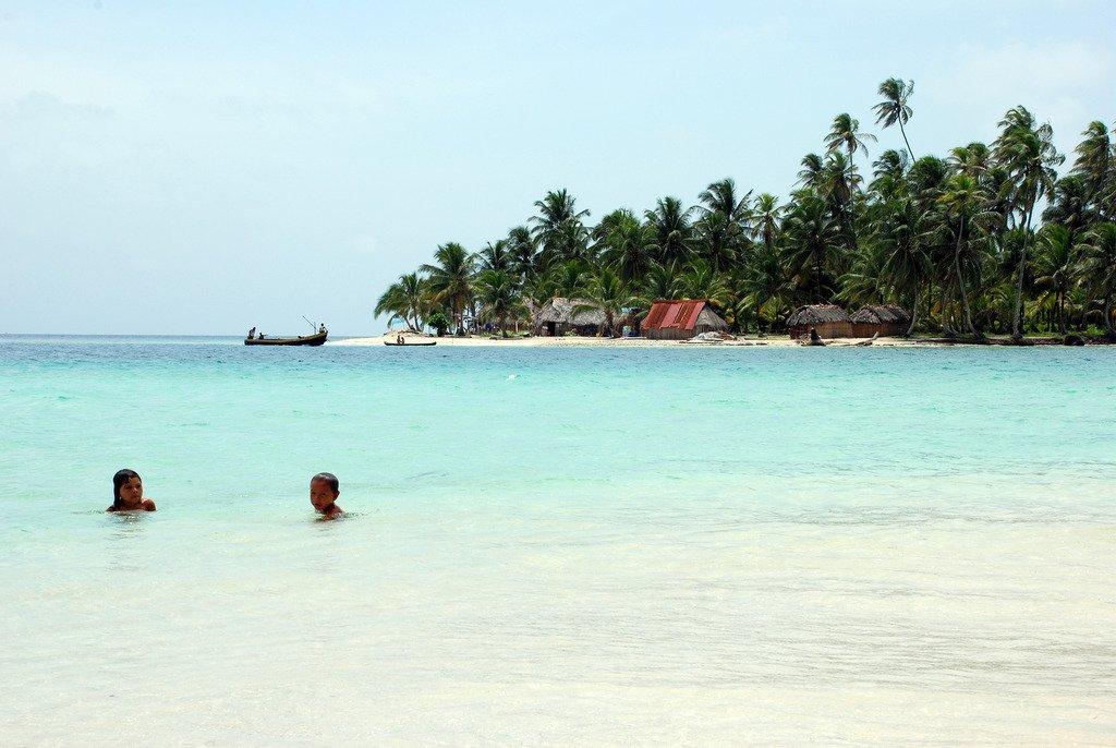 Cosa fare alle Isole San Blas con i bambini
