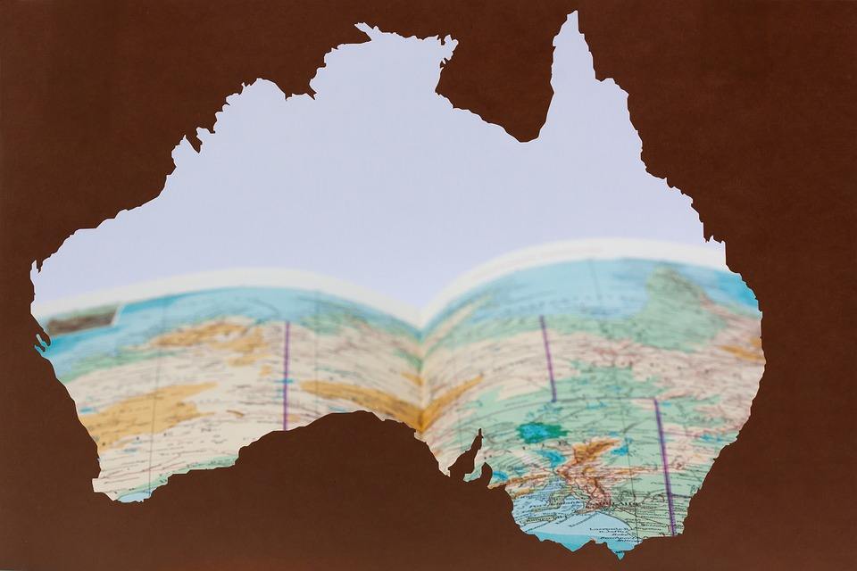 Libri di viaggi sull'Australia