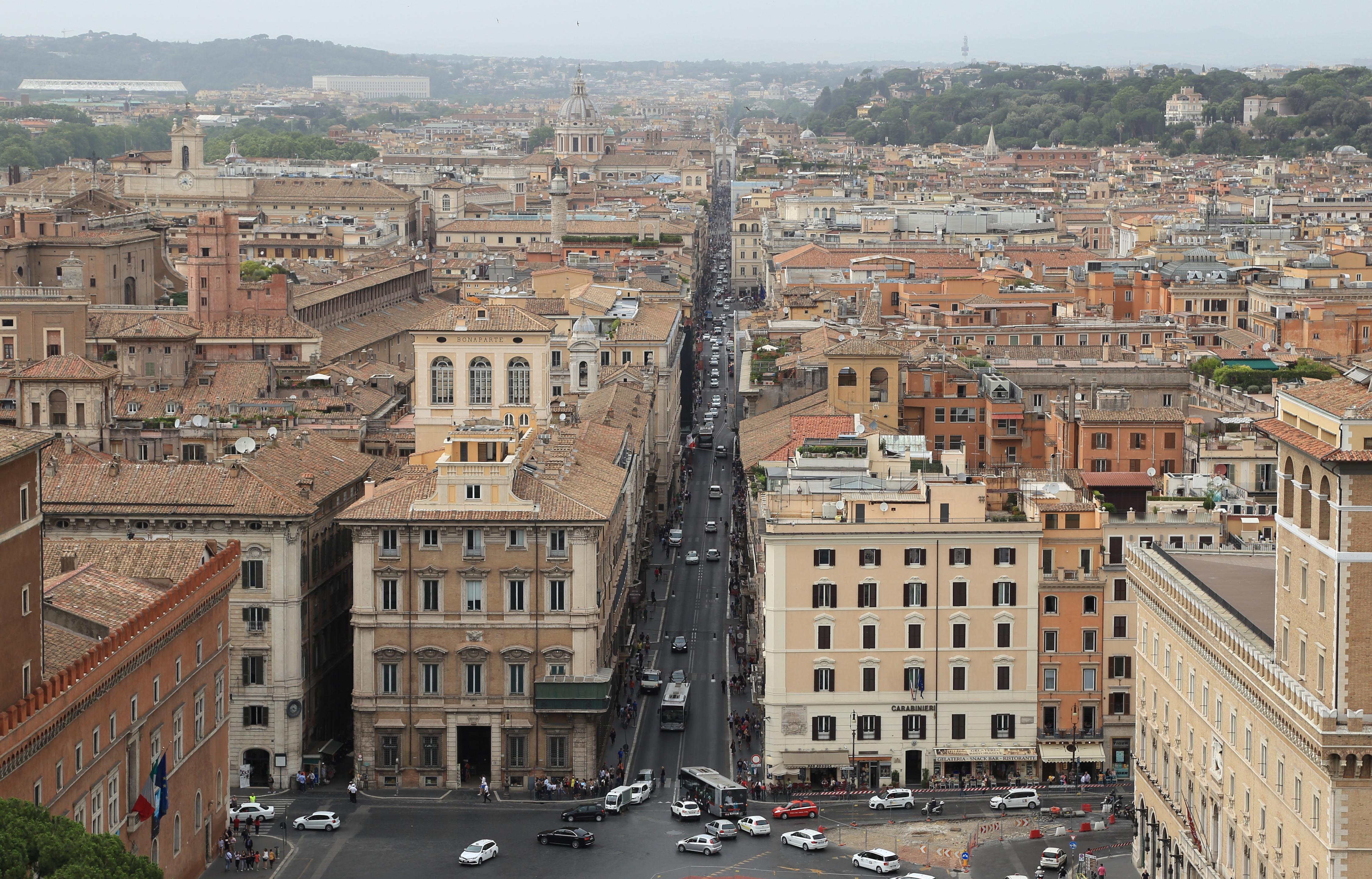 le vie dello shopping low cost a Roma