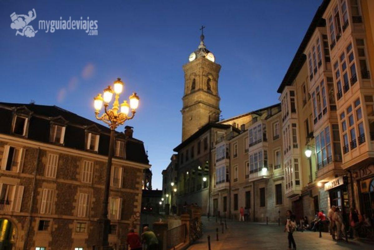 Vitoria Gasteiz è culturale e naturale