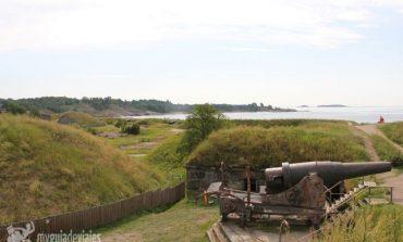 Viaggio a Helsinki. Soumenlinna la Fortezza Marittima