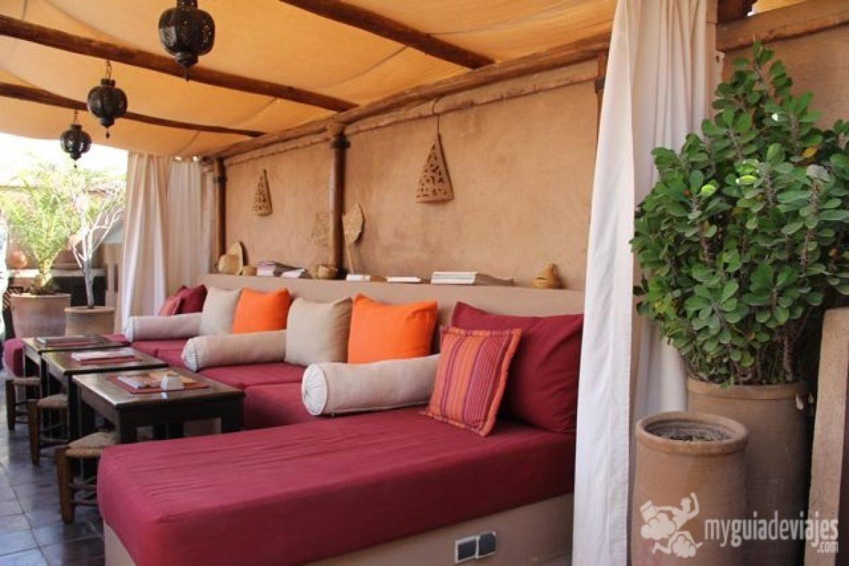 Marrakech. Dormire in un Riad
