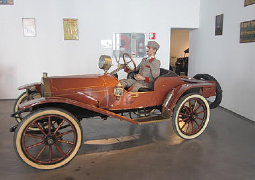 Visita al Museo dell'Auto di Malaga