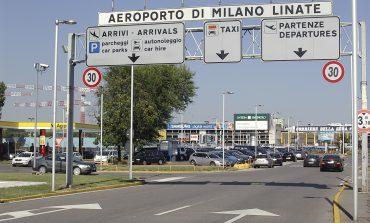 Negozi all'aeroporto di Milano Linate