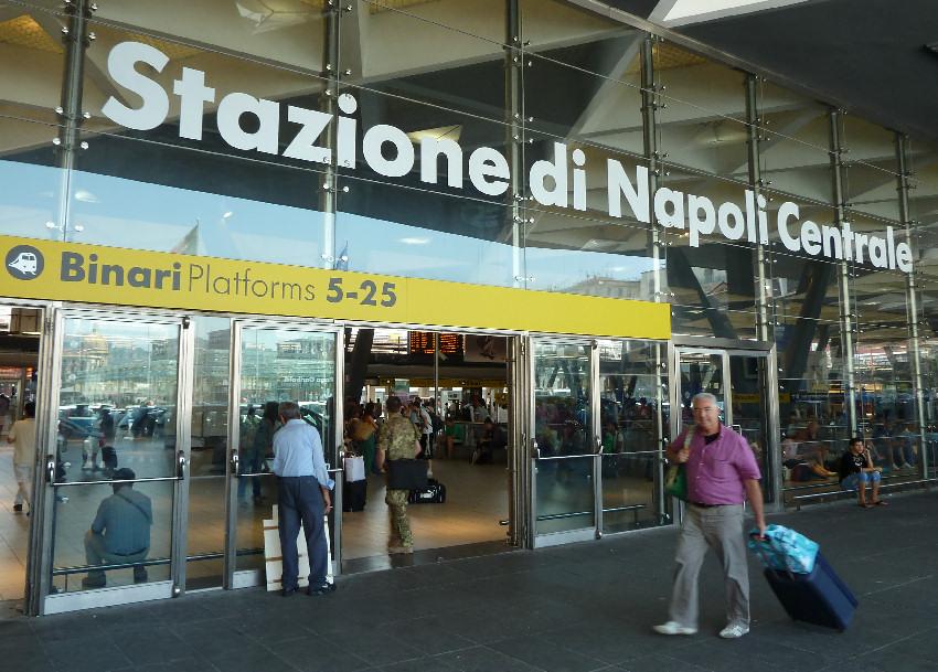 Stazione di NapoliCentrale