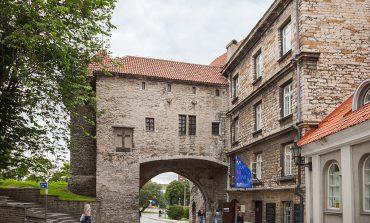 Tallinn, la città medievale dell'Estonia, patrimonio Unesco