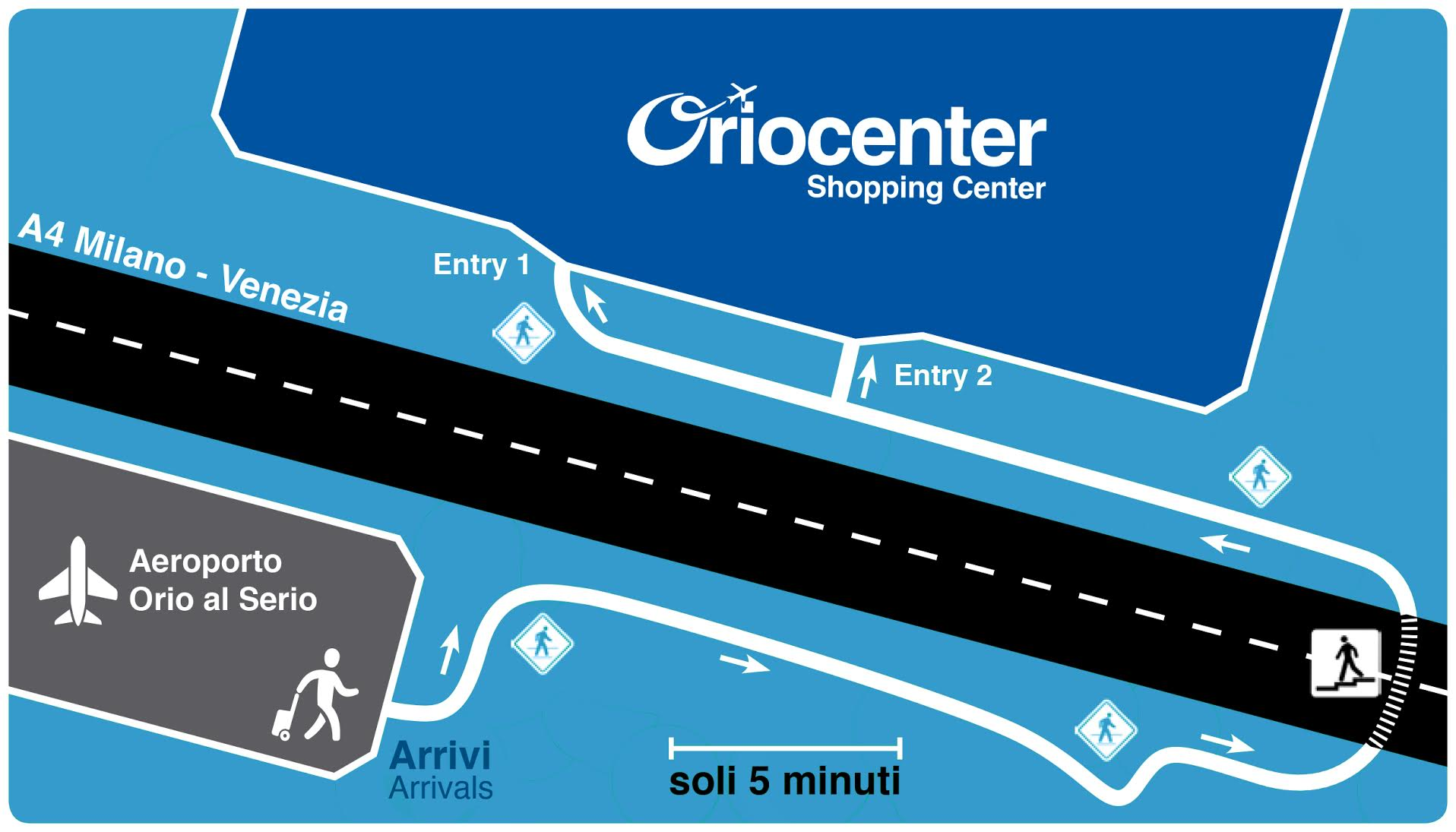 Aeroporto Orio : Parcheggio gratuito orio al serio gomypass