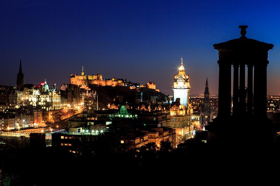 Distanza tra Edimburgo e Londra