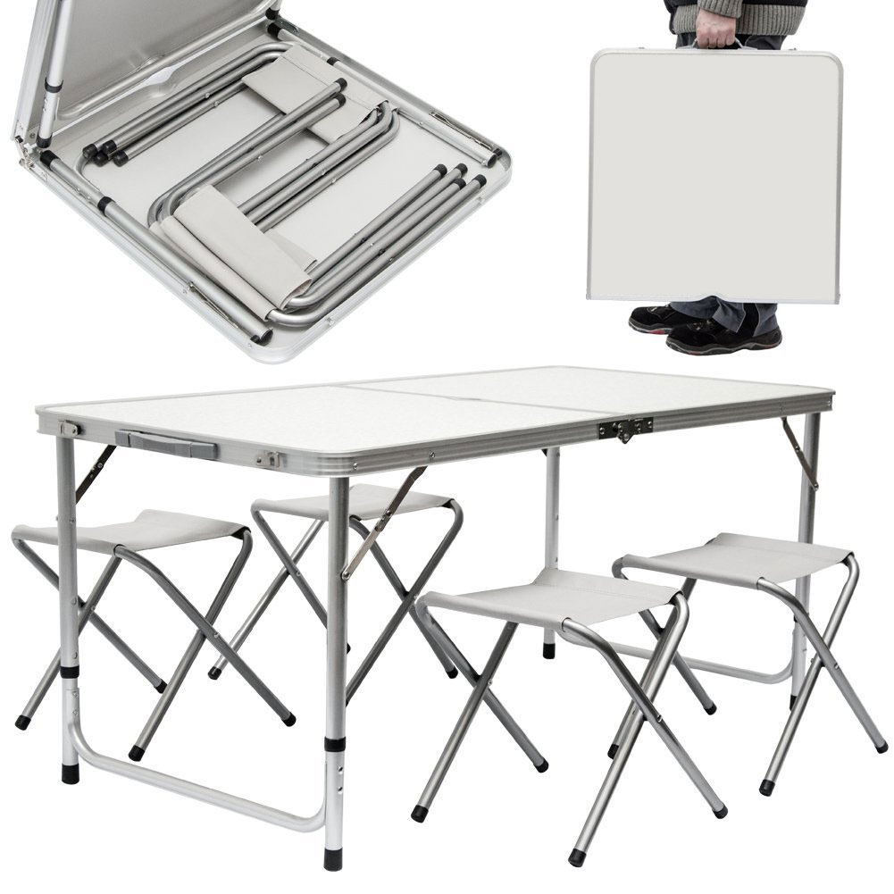Tavolo In Alluminio Da Campeggio.Tavolo Pieghevole Da Campeggio Quale Scegliere In Rete Viaggiamo