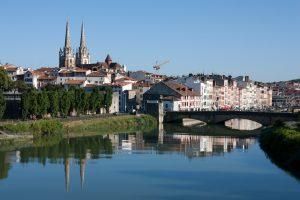 bayonne centro storico