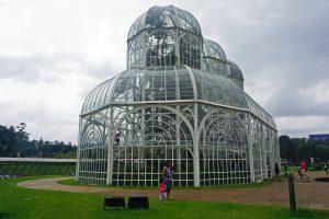 giardino botanico curitiba
