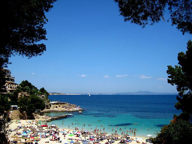 spiaggia maiorca