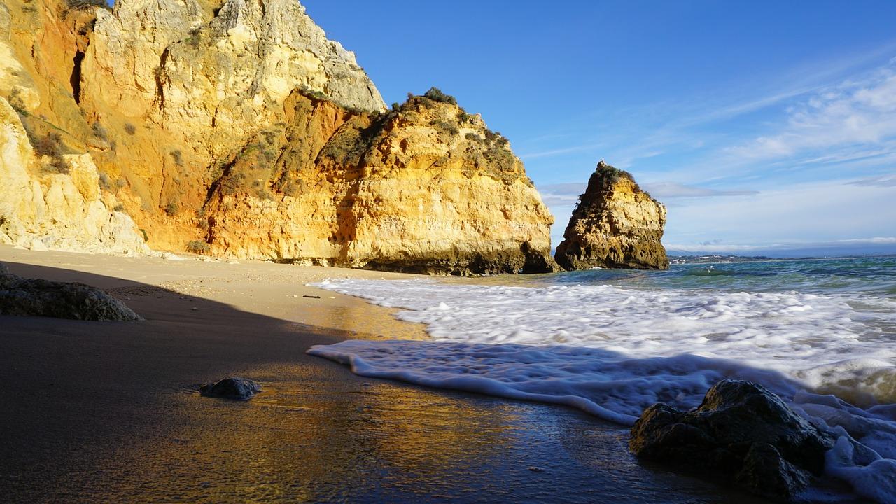faro portogallo spiaggia
