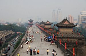 xian mura città