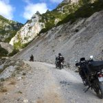 Canyon in Europa, tour in moto: tappe e percorsi