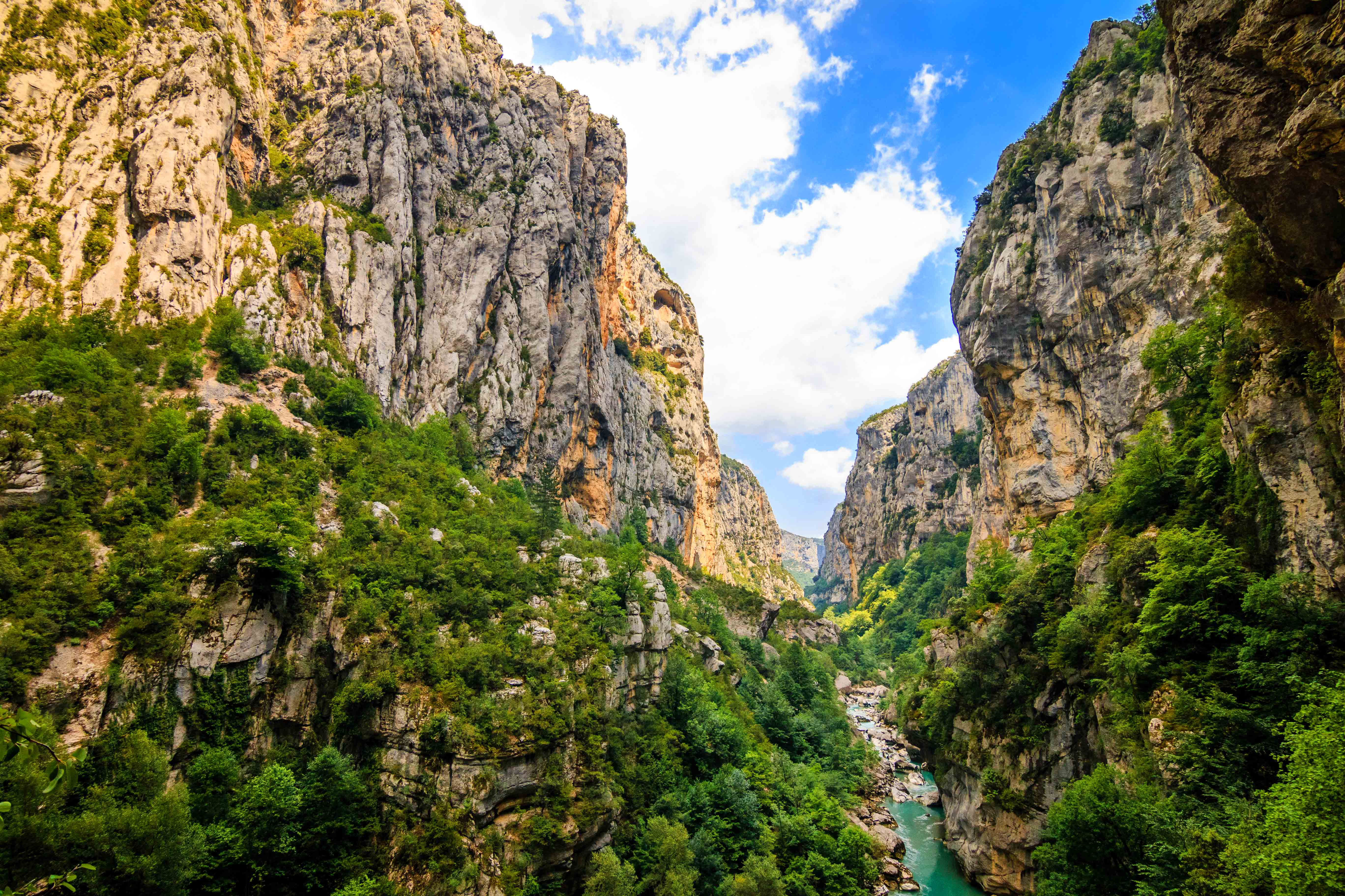Canyon in Francia: quali sono, come arrivarci, cosa vedere