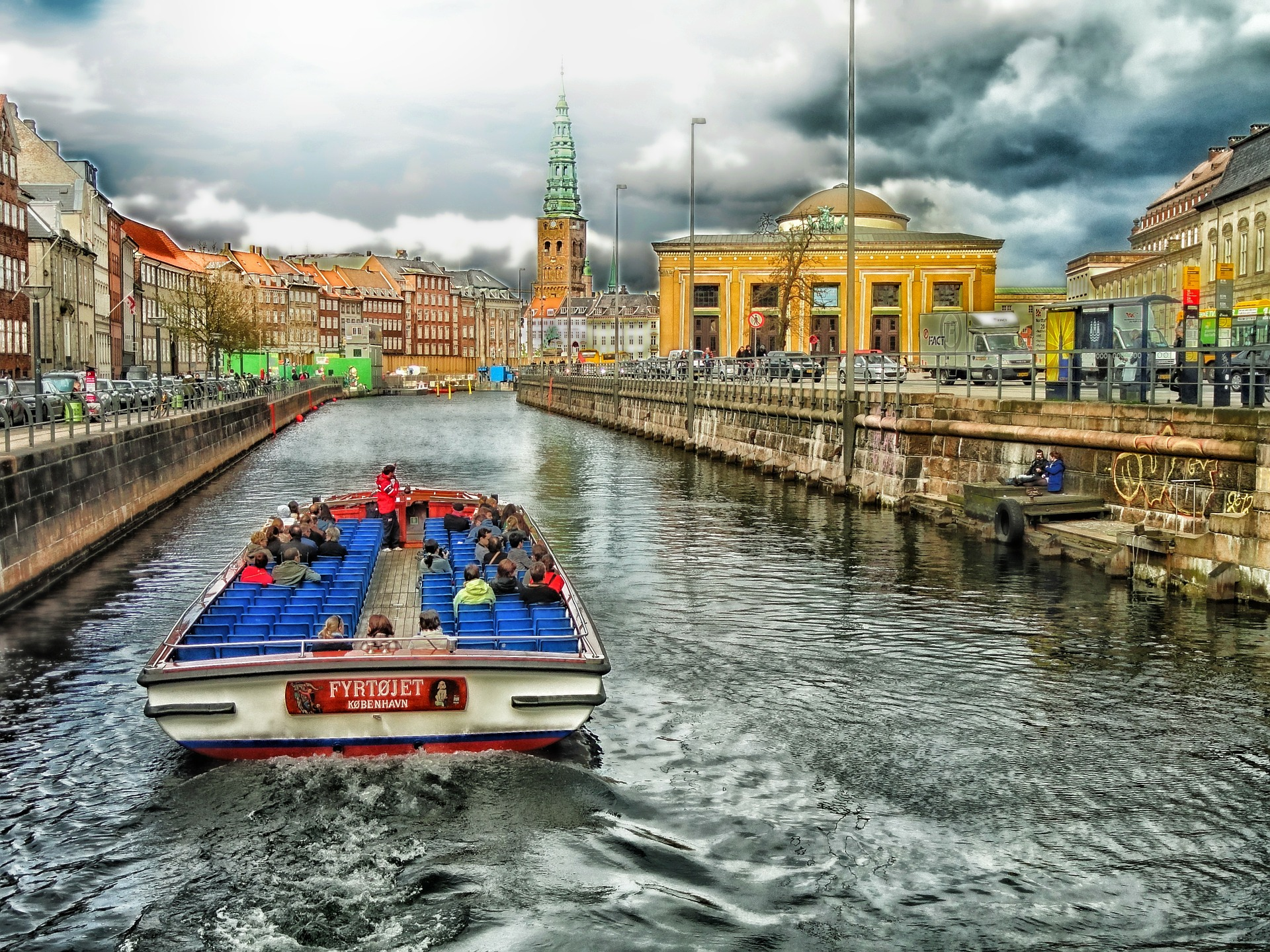 Fiume di Copenaghen