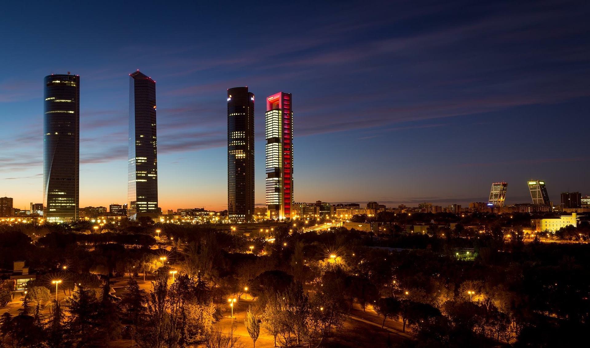 città di Madrid