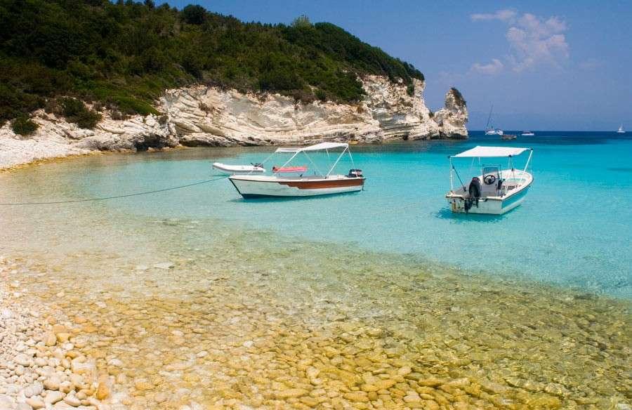 Spiagge Corfù