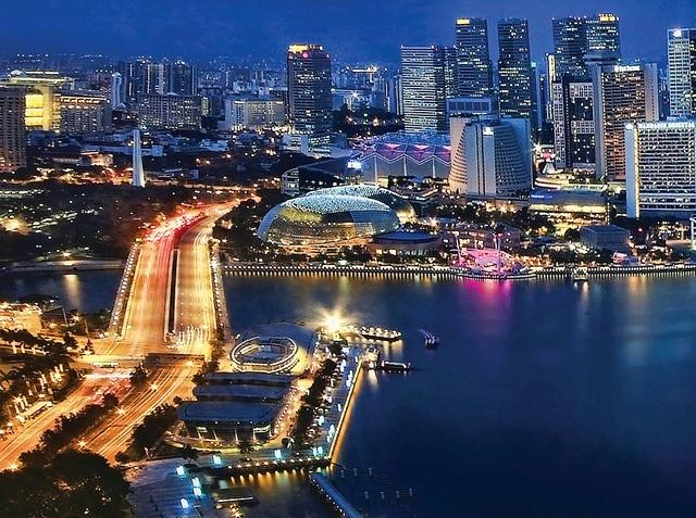 Singapore turismoi
