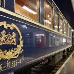 Orient express: viaggiare in un treno di lusso