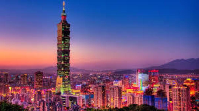 Taipei 101, uno dei grattacieli più alti del mondo