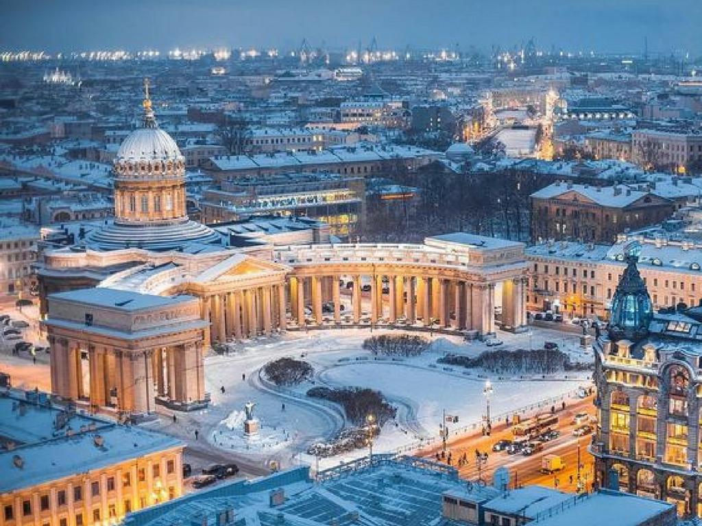 Kazan quali sono i principali luoghi di interesse nella citt - San pietroburgo russia luoghi di interesse ...
