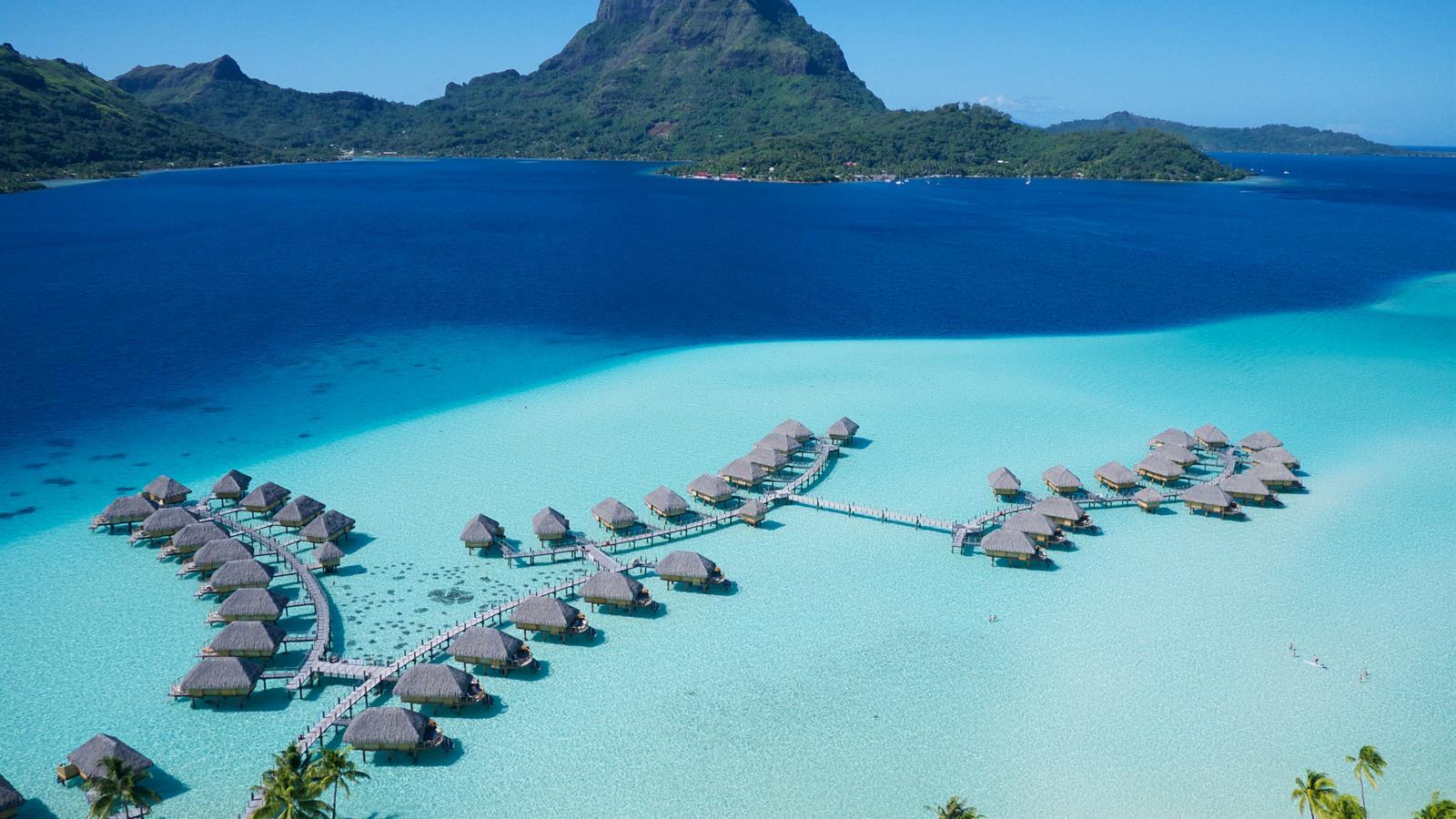 Bora Bora: come raggiungere l\'isola più bella del mondo