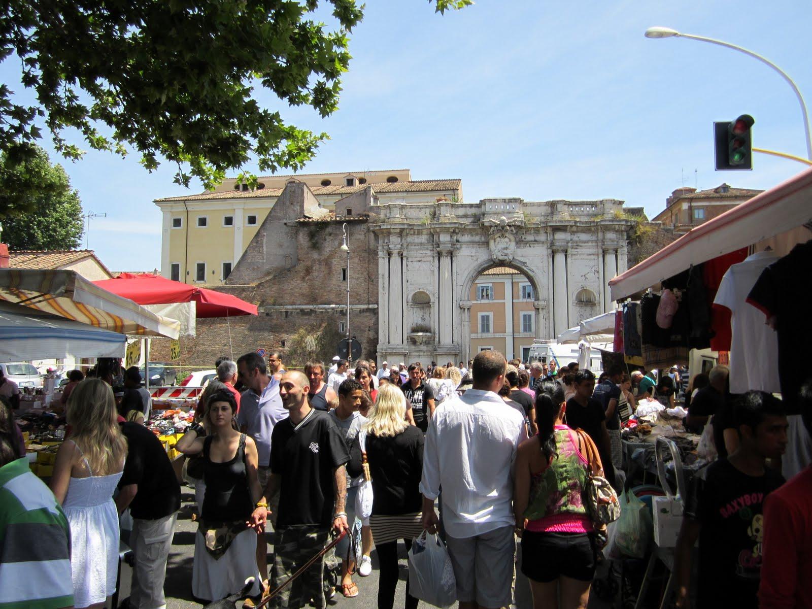 Porta portese tutte le strade portano al mercato delle pulci - Porta portese milano ...