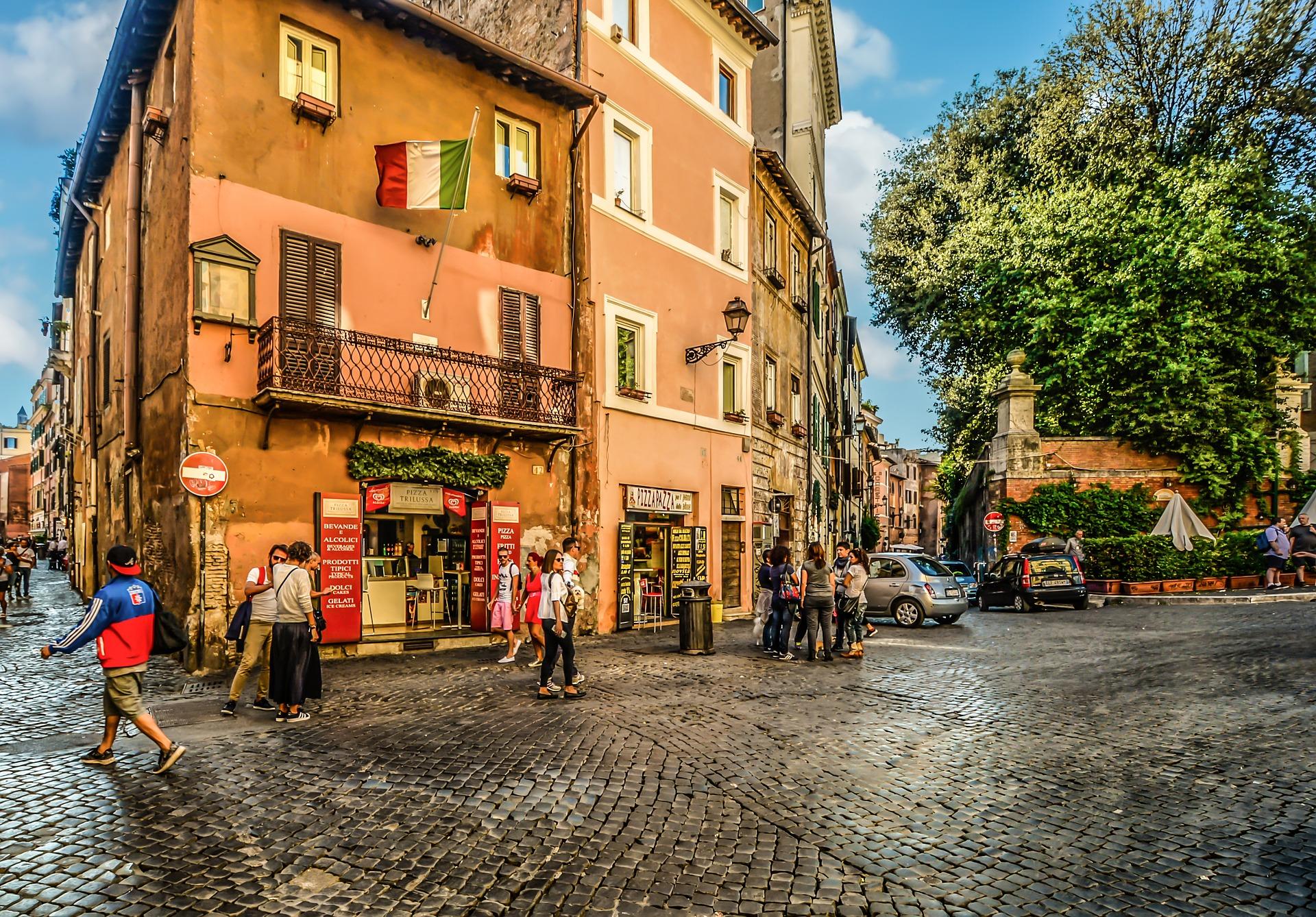 Trastevere come arrivare cosa vedere dove mangiare for Cosa mangiare a roma