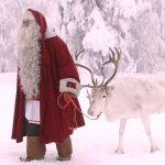 Lapponia, terra di Babbo Natale.
