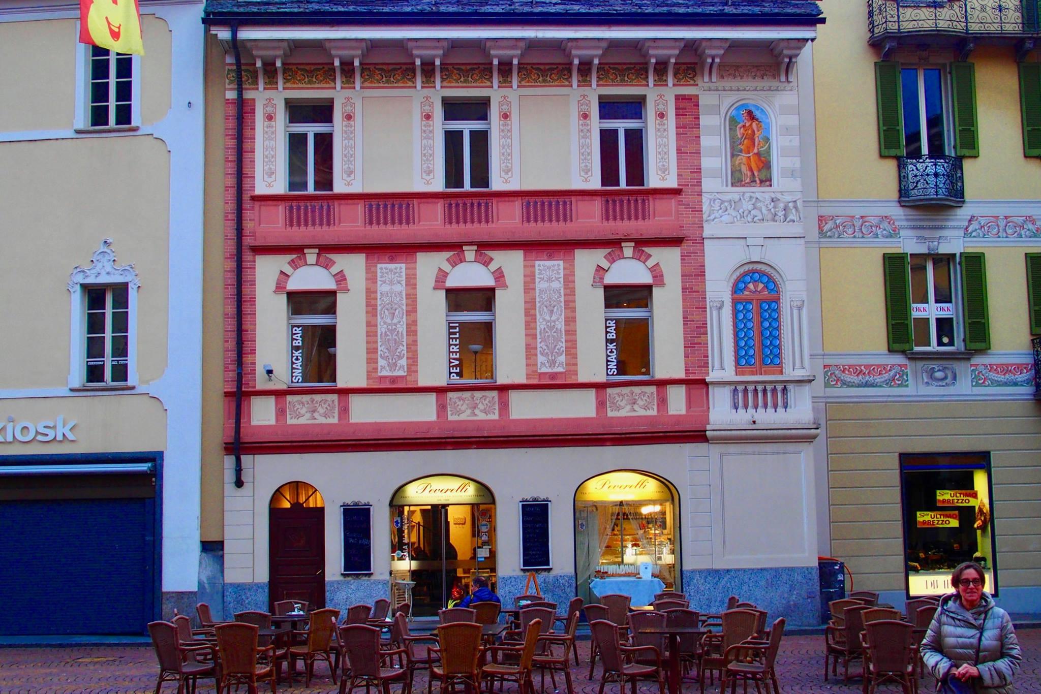 Bellinzona centro storico