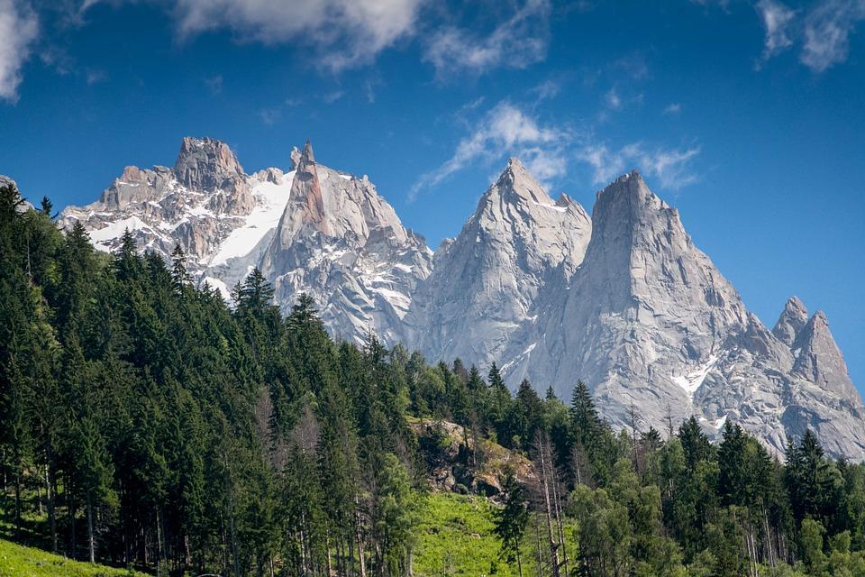 Chamonix natura