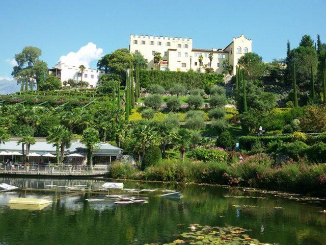 Giardino Botanico a Merano