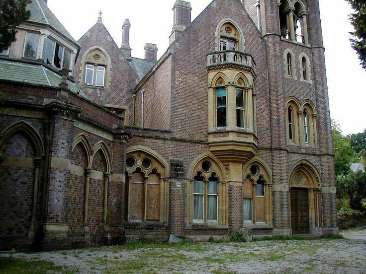 Hafodunos Hall