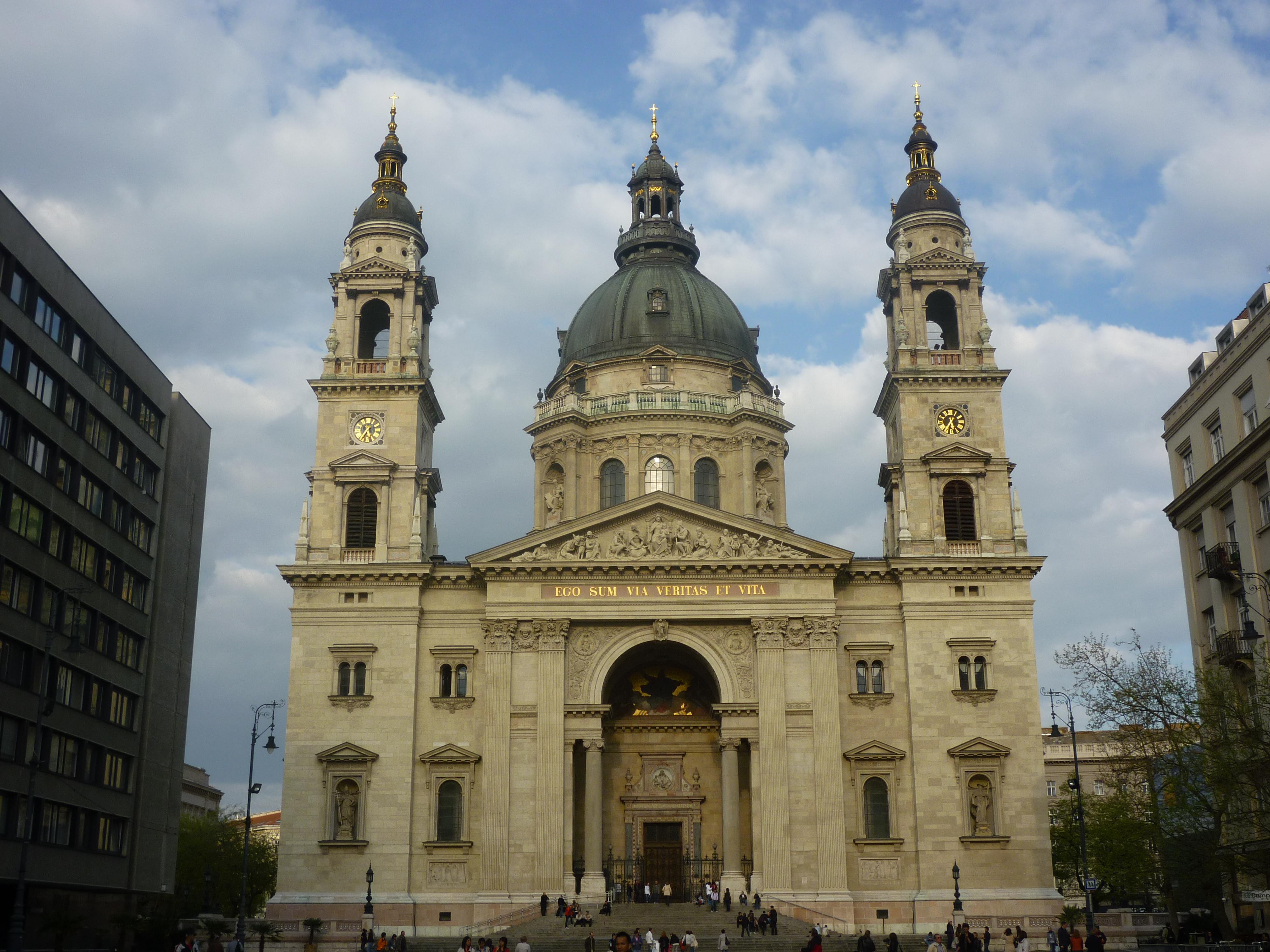 Duomo di Santo Stefano a Budapest.