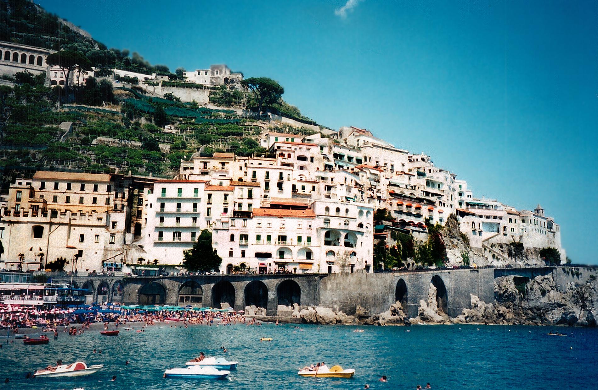 Amalfi, cosa vedere nei dintorni di Sorrento.