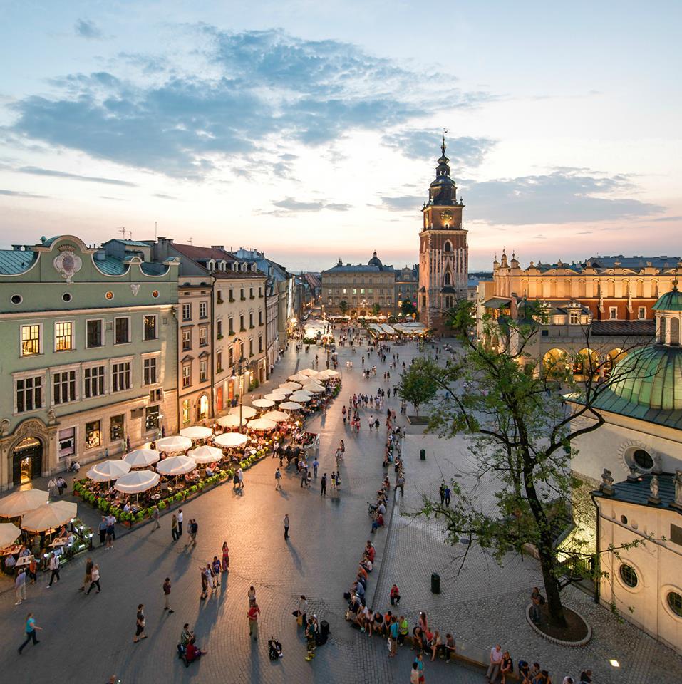 Cracovia tutti i luoghi di interesse e il centro storico