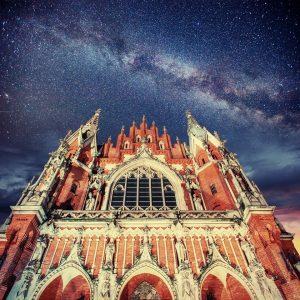 La cattedrale di St. Joseph, Cracovia