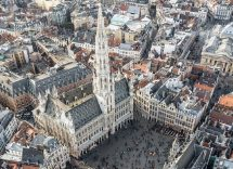 Bruxelles dove si trova