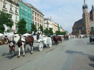 cracovia tour carrozza