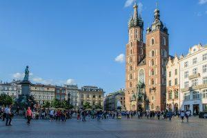 krakow-centro storico