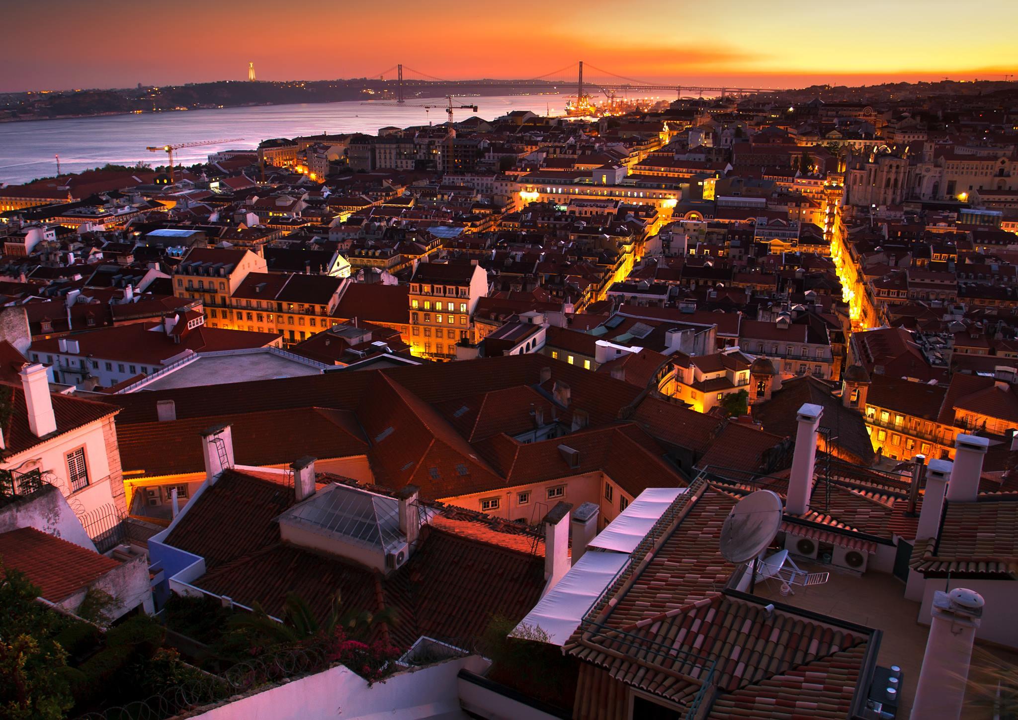 weekend romantico Lisbona
