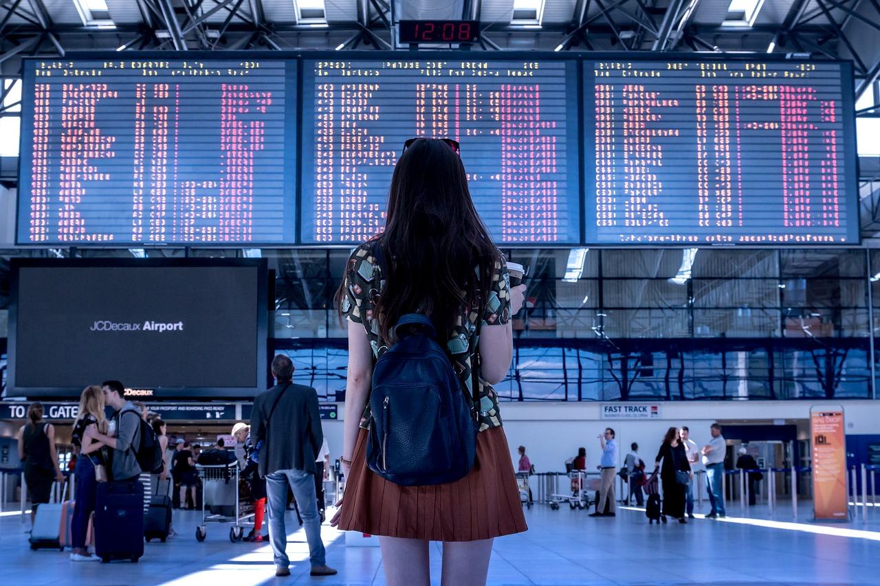 aeroporto di madrid